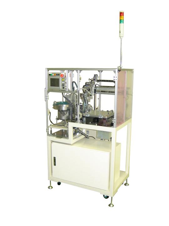 高精度ワッシャー自動厚み測定機